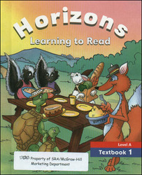 Horizons Level A, Student Textbook 1