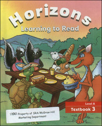 Horizons Level A, Student Textbook 3