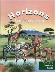 Horizons Fast Track C-D, Teacher Guide