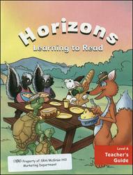 Horizons Level A, Teacher Guide