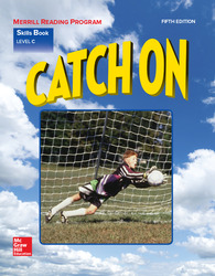 Merrill Reading Program, Catch On Skills Book, Level C