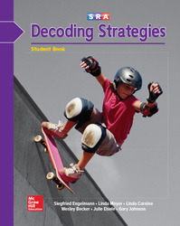 Corrective Reading Decoding Level B1, Student Book