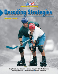 Corrective Reading Decoding Level B2, Teacher Guide