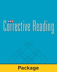 Corrective Reading Decoding Level B1, Student Workbook (pack of 5)