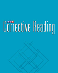 Corrective Reading Decoding Level B1, Teacher Materials
