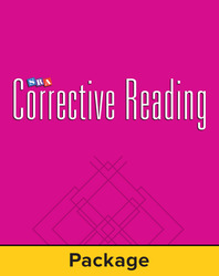 Corrective Reading Decoding Level B2, Student Workbook (pack of 5)