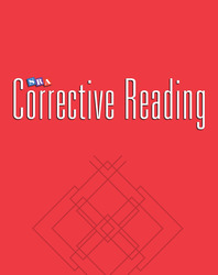 Corrective Reading Comprehension Level B1, Teacher Materials