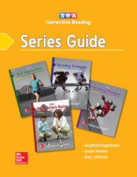Corrective Reading, Series Guide