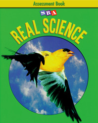 SRA Real Science, Assessment Book, Grade 2