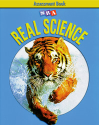 SRA Real Science, Assessment Book, Grade 3