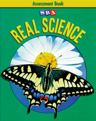 SRA Real Science, Assessment Book, Grade 5