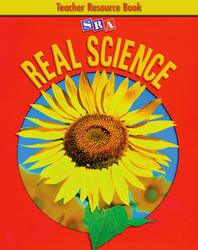 SRA Real Science, Teacher Resource Book, Grade K