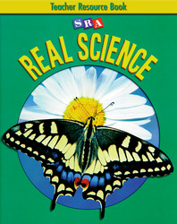 SRA Real Science, Teacher Resource Book, Grade 5