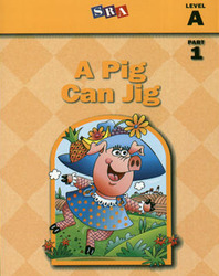 Basic Reading Series, A Pig Can Jig, Part 1, Level A