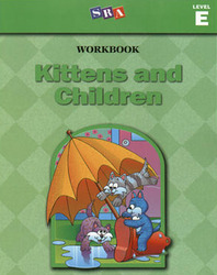 Basic Reading Series, Kittens and Children Workbook, Level E