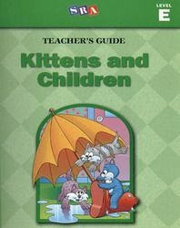 Basic Reading Series. Kittens and Children, Teacher Guide, Level E