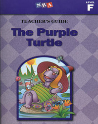 Basic Reading Series, The Purple Turtle, Teacher Guide, Level F