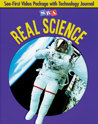 SRA Real Science, See-First Video Package with Technology Journal, DVD, Grade 4