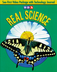 SRA Real Science, See-First Video Package with Technology Journal, DVD, Grade 5