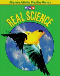 SRA Real Science, Alternate Activities Blackline Masters, Grade 2