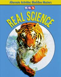 SRA Real Science, Alternate Activities Blackline Masters, Grade 3