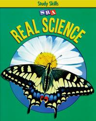 SRA Real Science, Study Skills Blackline Masters, Grade 5