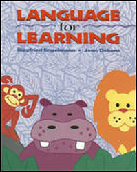 Language for Learning, Activity Blackline Masters