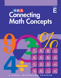 Connecting Math Concepts Level E, Workbook (Pkg. of 5)