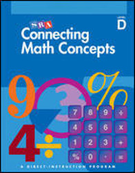 Connecting Math Concepts Level D, Teacher Material Package