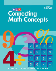 Connecting Math Concepts, Bridge to Connecting Math Concepts (Grades 6-8), Textbook