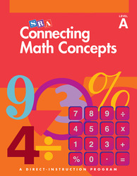 Connecting Math Concepts Level A, Math Facts Blackline Masters