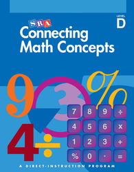 Connecting Math Concepts Level D, Math Facts Blackline Masters