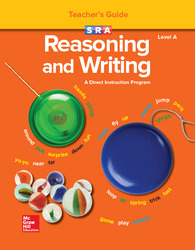 Reasoning and Writing Level A, Additional Teacher's Guide