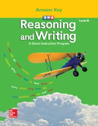 Reasoning and Writing Level B, Grades 1-2, Additional Answer Key