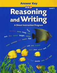 Reasoning and Writing Level C, Additional Answer Key