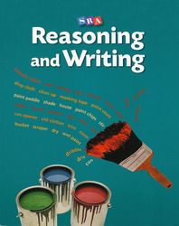 Reasoning and Writing Level E, Textbook
