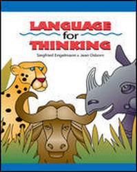 Language for Thinking, Additional Answer Key