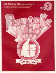 Puntaje Alto en Lectura: Student Edition 2, Grade 2