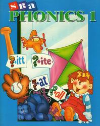 SRA Phonics, Student Edition - Book 1, Grade 1