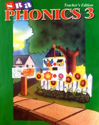 SRA Phonics, Teacher's Edition - Book 3, Grade 3
