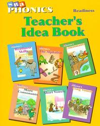SRA Phonics, Teacher Idea Book, Grade K