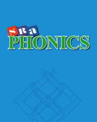 SRA Phonics, More Consonant Sounds - Set of 6, Grade K