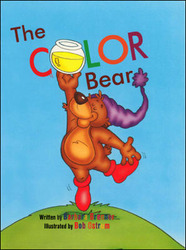 Predictable Storybooks, The Color Bear, Big Book English