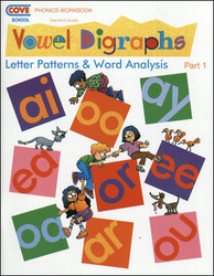 COVE Reading with Phonics - Vowel Digraphs - Part 1 - Teacher Guide