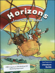 Horizons Fast Track A-B, Literature Guide