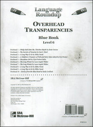 Language Roundup, Overhead Transparencies (Pkg. of 10), Level 6