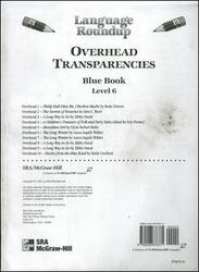 Language Roundup, Overhead Transparencies (Pkg. of 10), Level 6
