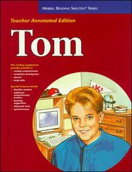 Merrill Reading Skilltext® Series, Tom Teacher Edition, Level 5.2