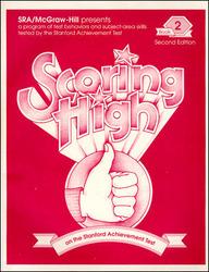 Scoring High on SAT/9, Grade 2 Student Edition