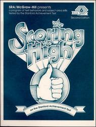 Scoring High on SAT/9, Grade 6 Student Edition